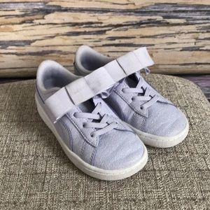 Puma sparkle sneakers